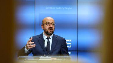 """صورة رئيس المجلس الأوروبي: ثمة خلافات داخل الاتحاد بشأن """"سبوتنيك V"""" الروسي"""