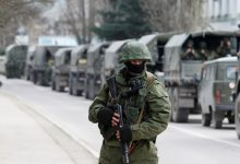 """صورة """"الناتو"""" يدعو روسيا إلى سحب القوات من الحدود الأوكرانية"""