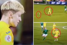 صورة شاهد: أسخف الأخطاء في تاريخ كرة القدم