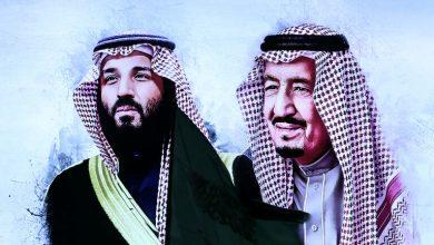 """صورة العاهل السعودي وولي عهده يتبرعان بـ30 مليون ريال لـ""""إحسان"""""""