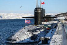 صورة البحرية الروسية شرعت تدريبات ضخمة في المنطقة القطبية الشمالية