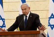 صورة نتنياهو يطالب بإجراء انتخابات مباشرة لمنصب رئيس الوزراء