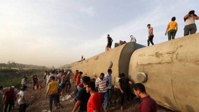 صورة بعد حادثة قطار طوخ هيئة السكك الحديدية بمصر هناك تغييرات كبيرة