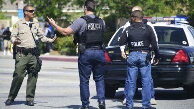 صورة الشرطة تقتل فتاً في ماريلاند