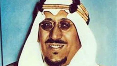صورة قاد الجيش السعودي الذي قام باستعادة المدينة المنورة وتنازل عن ولاية العهد لشقيقه؟