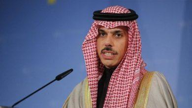 صورة وزير الخارجية السعودي: تحقيق السلام مع إسرائيل من شأنه تحقيق فوائد هائلة للمنطقة