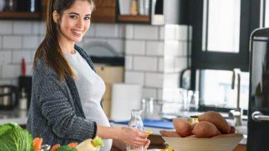 صورة فوائد واضرار البطاطا الحلوة للحامل؟