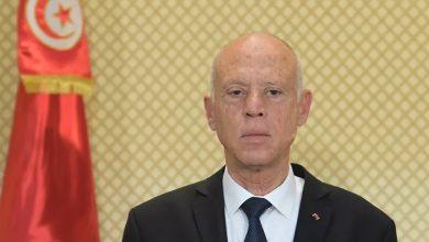 صورة رسالة قوية من الرئيس التونسي لإثيوبيا من مصر