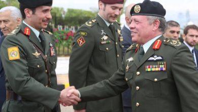 صورة من هو الأمير حمزة بن الحسين؟