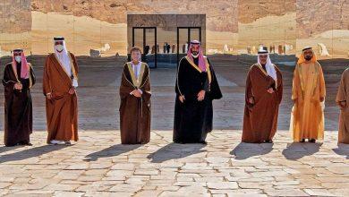 صورة دعم عربي ودولي لحماية الأمن والإستقرار في الأردن