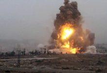 صورة صحيفة: انفجار إيران وقع في مصنع لتصنيع الطائرات المسيرة