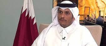 صورة وزير خارجية قطر: اعتقال وزير المالية لن يؤثر سلبا على قطاع المال والأعمال