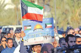 صورة الكويت تطلق حملة إغاثة لدعم فلسطين بـ100 مليون دولار