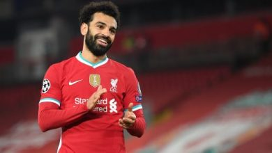 صورة صلاح يفوز بجائزة الإلهام ومحرز أفضل لاعب بإياب التشامبيونز ليج
