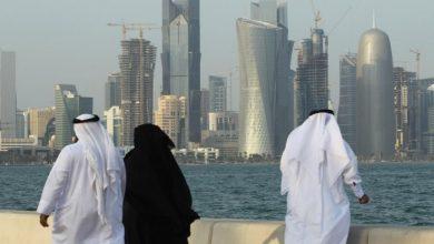 صورة انخفاض عدد سكان قطر وارتفاع الوفيات بنسبة 40%