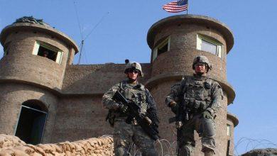 صورة الجيش الافغاني يستلم أول قاعدة عسكرية من أمريكا في كابل