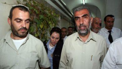 صورة إسرائيل تقرر تمديد اعتقال كمال الخطيب بعد توجيه 3 تهم له
