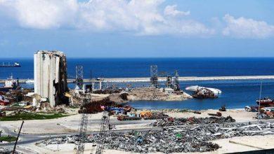 صورة لبنان يستعد لنقل مواد خطرة من مرفأ بيروت لإتلافها بألمانيا