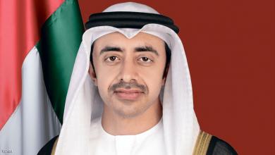 صورة الإمارات تدعو لوقف إطلاق النار بين إسرائيل وفلسطين