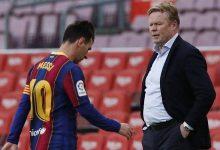 صورة كومان: أنا كفء لقيادة برشلونة