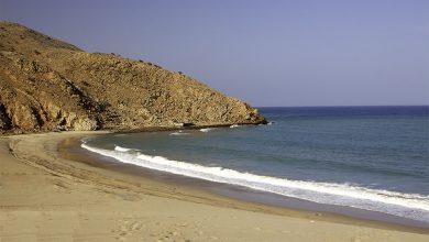 صورة زلزال بقوة 2.9 درجة يضرب بحر عمان