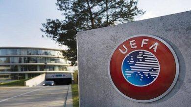 """صورة """"UEFA"""" يتوعد برشلونة وريال مدريد ويوفنتوس بعقوبات مشددة"""