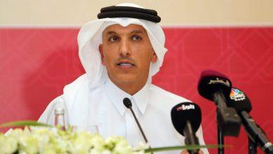 صورة من هو وزير المالية القطري علي شريف العمادي؟