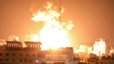 """صورة جهود مصرية قطرية أممية لوقف عدوان """"إسرائيل"""" على غزة"""