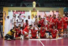 """صورة """"العربي"""" يتوج بطلاً بكأس قطر لكرة اليد"""