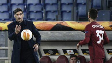 صورة روما الإيطالي ينفصل عن مدربه فونسيكا