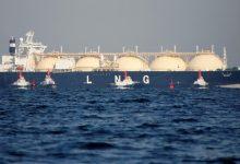 صورة ناقلة غاز تتجه من قطر إلى الإمارات