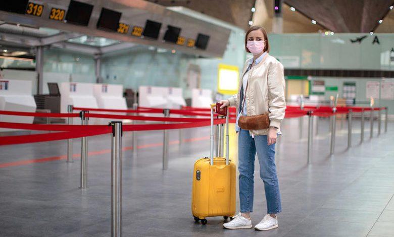 صورة أصول التصرف في المطارات بزمن الكورونا