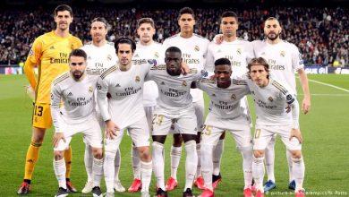 صورة التشكيلة المتوقعة لمعركة تشيلسي وريال مدريد الليلة