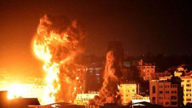 """صورة قطر تدين بشدة قصف """"إسرائيل"""" مقر هلالها الأحمر بغزة"""