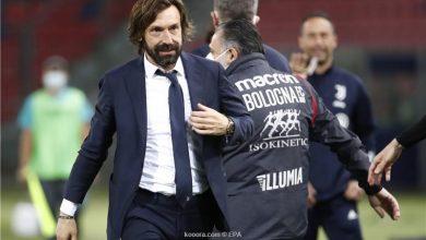 صورة يوفنتوس يسحق بولونيا ليحجز مكانه في دوري الأبطال