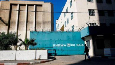 """صورة """"الأونروا"""" تعلن عن تعرض مرافقها في غزة لقصف إسرائيلي"""