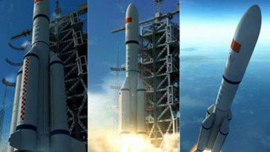 صورة ما هي حكاية الصاروخ الصيني؟