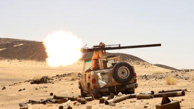 صورة الجيش اليمني يحرز تقدمًا في مواجهة الحوثيين غربي مأرب
