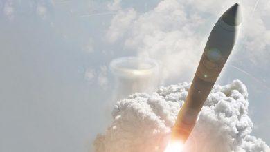 """صورة أميركا تختبر صاروخا يفوق سرعة الصوت.. """"علامة فارقة"""""""