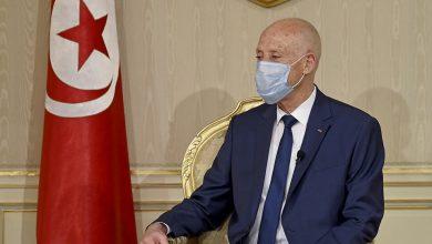 صورة جدل واسع في تونس حول دعوة قيس سعيد لتعديل الدستور