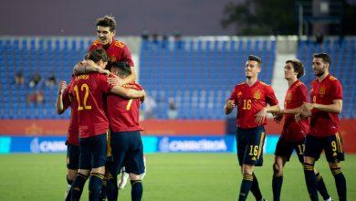 صورة إسبانيا تنهي استعداداتها لكأس أوروبا بفوز كبير للشبان وبولندا تتعادل في الرمق الأخير