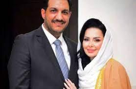 صورة ديانا كرزون ترزق بطفلتها الأولى من زوجها الإعلامي معاذ العمري