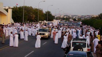 """صورة """"رويترز"""": سلطات عُمان تقرر الإفراج عن الموقوفين في الاحتجاجات"""