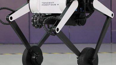"""صورة عملاق التكنولوجيا الصينية """"تينسنت"""" تطرح روبوت بمواصفات كبيرة"""