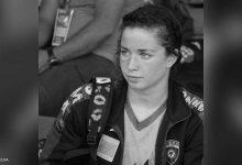 صورة وفاة سباحة جزائرية شابة أثناء التدريب