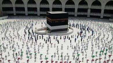 صورة مسؤول سعودي: أكثر من نصف مليون طلب لأداء مناسك الحج