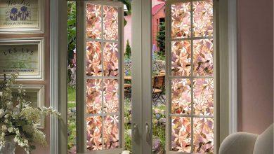 صورة لماذا تصنع النوافذ من الزجاج؟