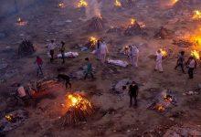 """صورة كورونا بالأرقام.. الهند لا تزال بؤرة للوباء ومخاوف من """"الطفرة المزدوجة"""""""