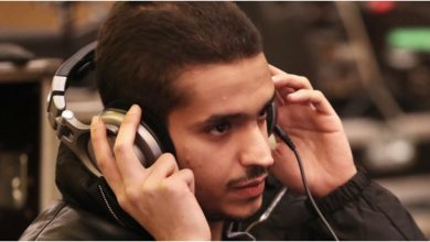 صورة من هو الفنان ياسر بوعلي