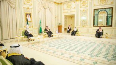 صورة السعودية تشيد بزيارة ولي عهد الكويت